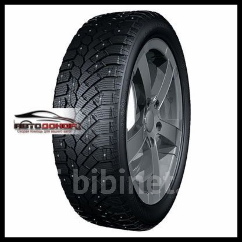 Continental ContiIceContact 215/60 R16 99T, Новокузнецк