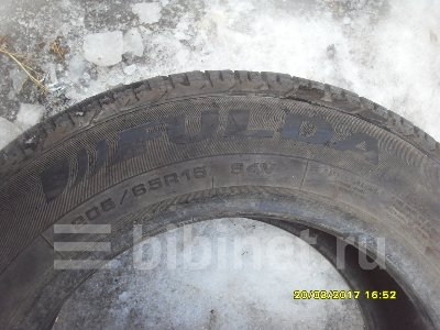 Купить шины Fulda 205/65 R15 в Челябинске