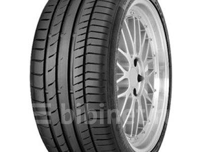 Купить шины Continental ContiSportContact 5 255/40 R20 в Красноярске